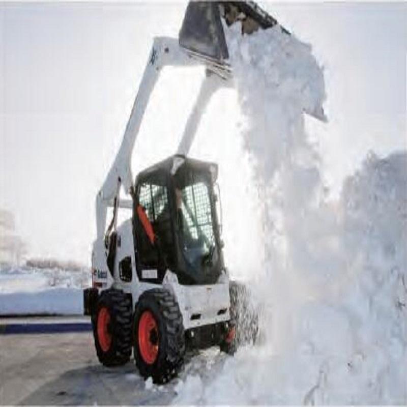轻型材料雪铲斗