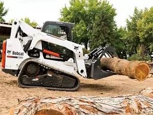 山猫园林抓斗,园林作业的好帮手!