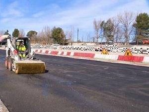 护航F1 山猫加泰罗尼亚赛道施工